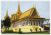 phnom penh tour royal palace